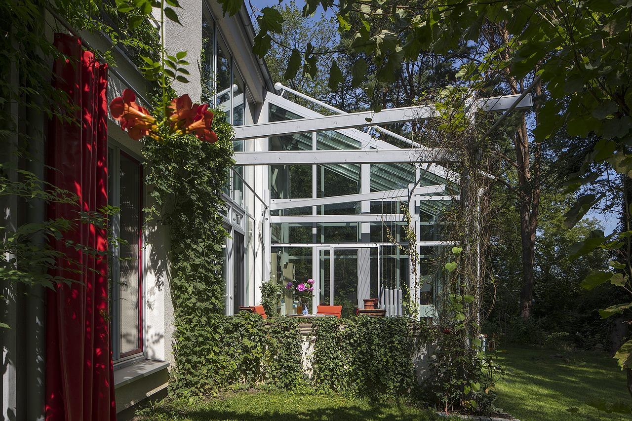 Maison moderne : optez pour la pergola aluminium